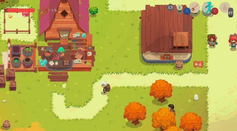 Moonlighter, con sello español, en lo más alto de Steam