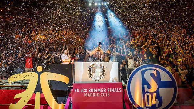 Fnatic non cede a final europea de League of Legends