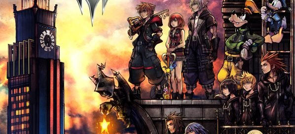 Nuevo adelanto y portada de Kingdom Hearts 3