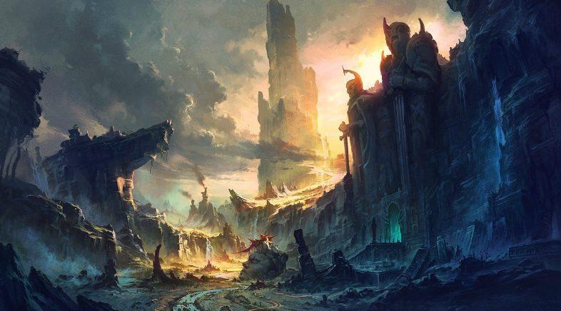 Anunciado un nuevo MMORPG basado en El Señor de los Anillos