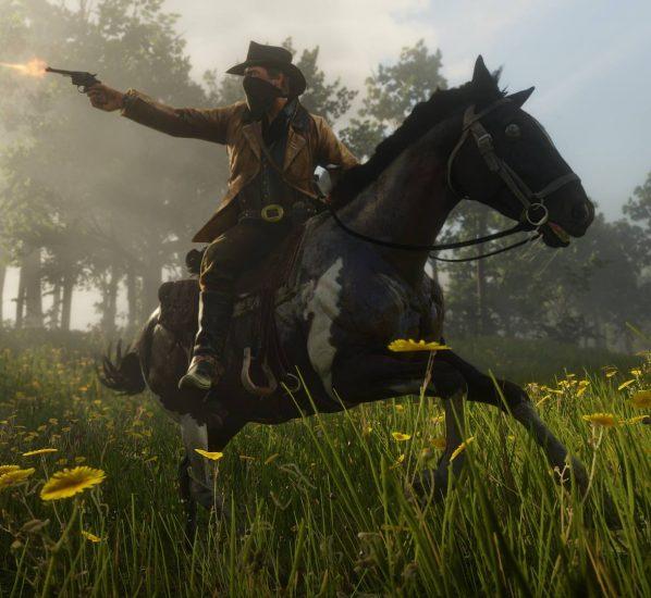 Red Dead Online, los vaqueros tendrán multijugador