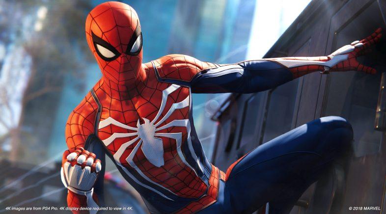 Marvel's Spider-Man convértese na galiña dos ovos de ouro