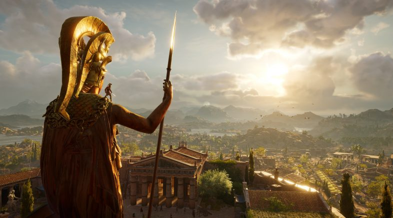 Assassin's Creed Odyssey indica os seus requisitos para PC