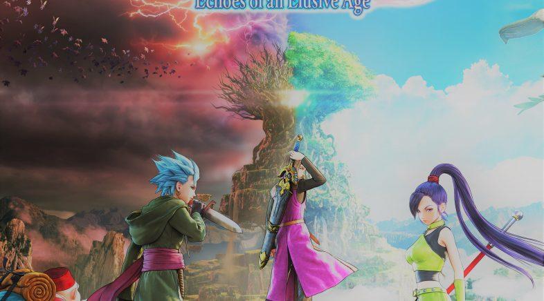 Dragon Quest XI. A viaxe cara un pasado mellor