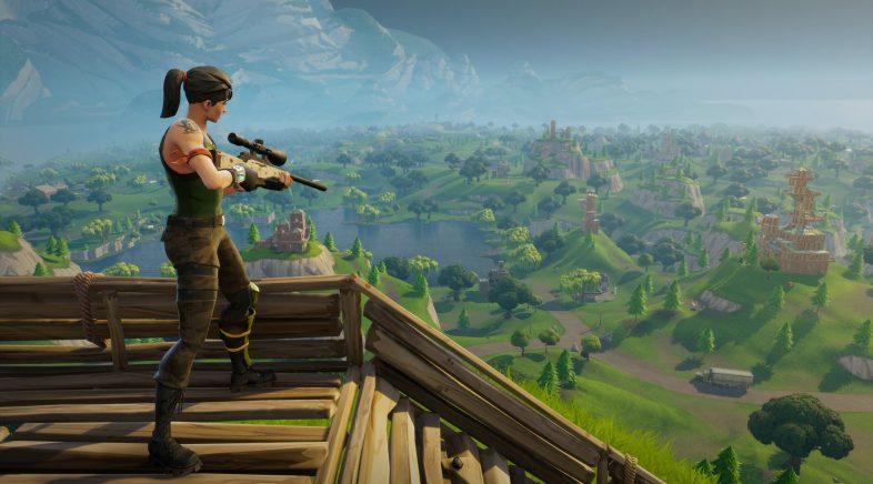 Fortnite é xa o primeiro título con xogo cruzado entre todas as plataformas