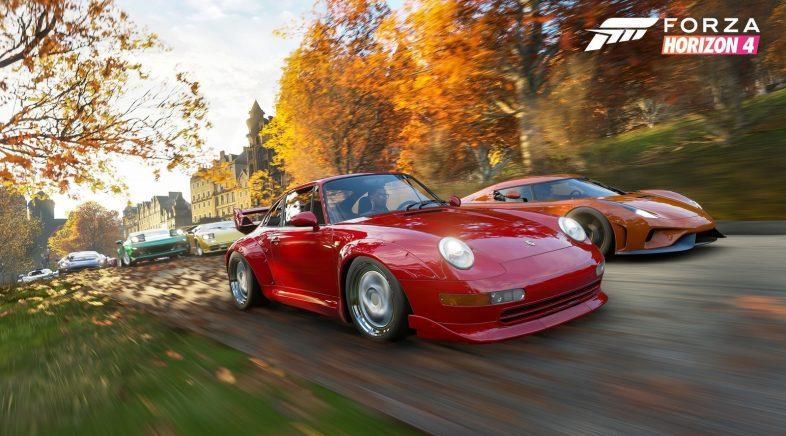 Impresións | Pisamos o acelerador coa exitosa demo de Forza Horizon 4