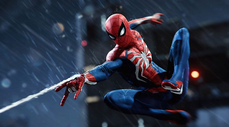 Marvel's Spider-Man. O superheroe que aspirará ao GOTY