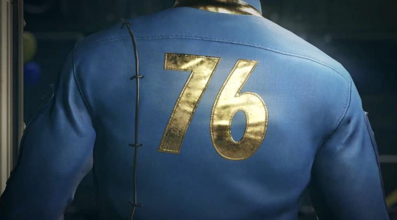 Novos detalles sobre os campamentos e obradoiros de Fallout 76