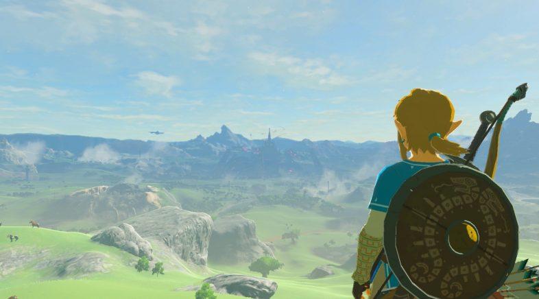 Breath of the Wild é xa o xogo máis vendido de Zelda no Xapón