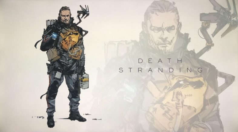 Death Stranding amosa no TGS novas personaxes