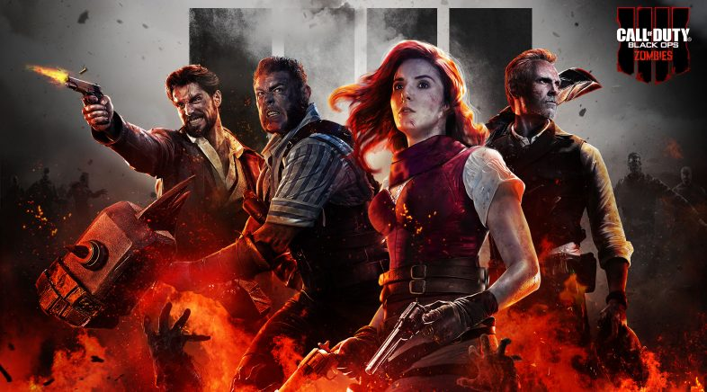 CoD: Black Ops 4 bate récords de vendas para Activision