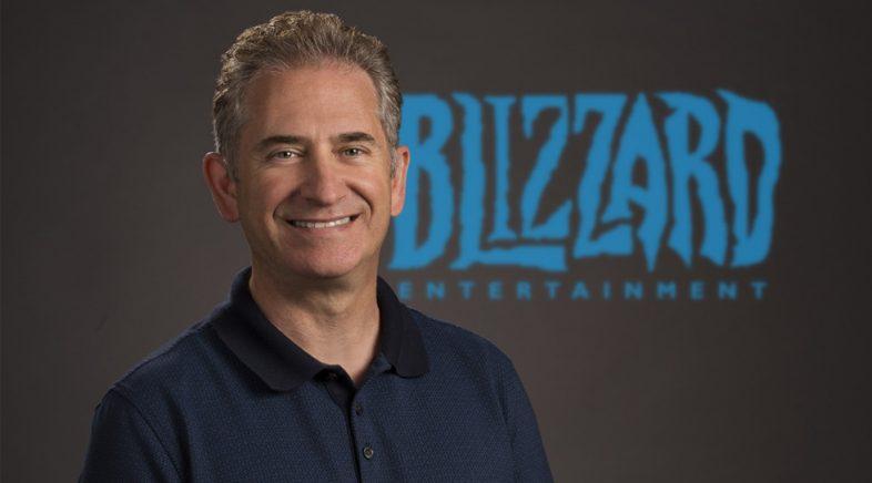 Mike Morhaime deixa o seu posto como presidente de Blizzard Entertainment