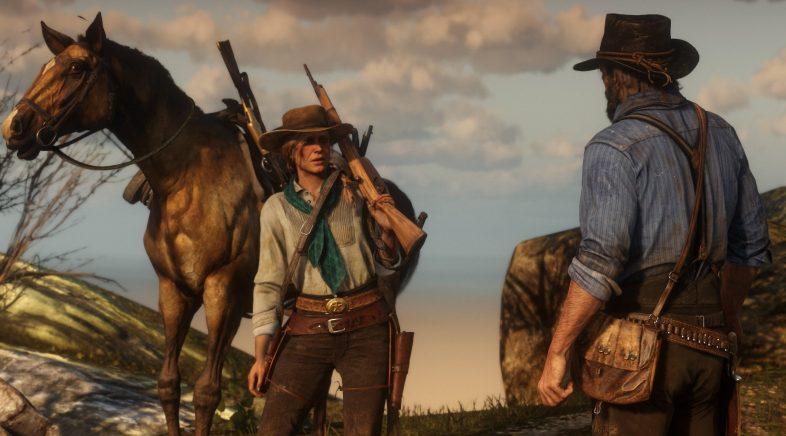 Impresións. Red Dead Redemption 2 quere absorber ao xogador