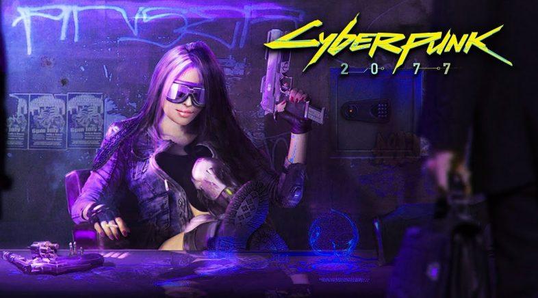 Cyberpunk 2077 non quere ser un Grand Theft Auto
