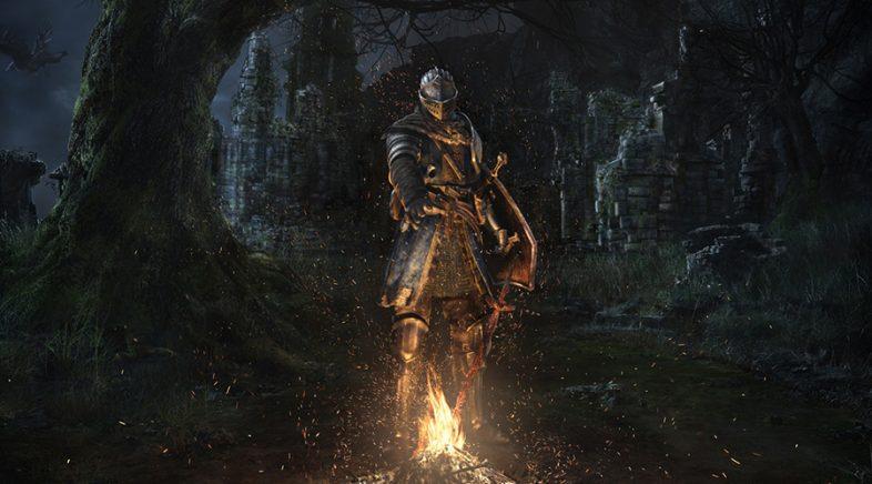 Dark Souls para Nintendo Switch. Mil maneiras de morrer en Lordran