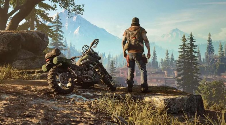 Days Gone atrásase até finais do mes de abril