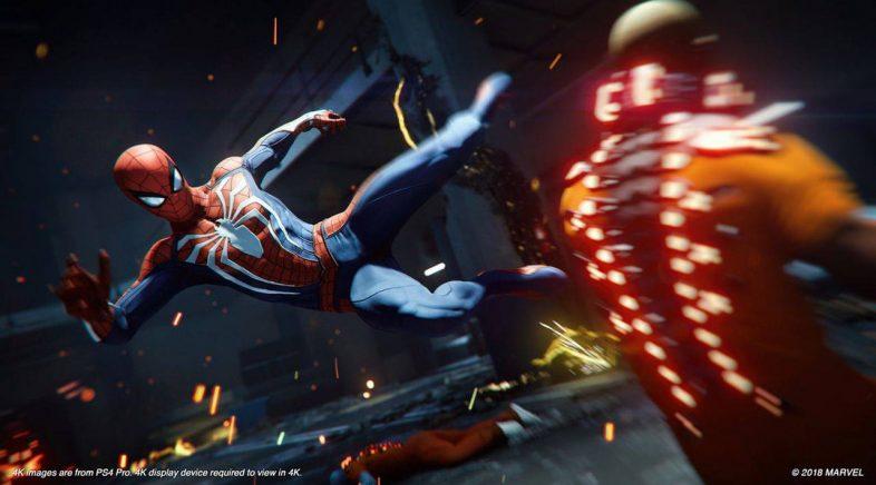 O primeiro DLC de Marvel's Spider-Man inclúe tres novos traxes