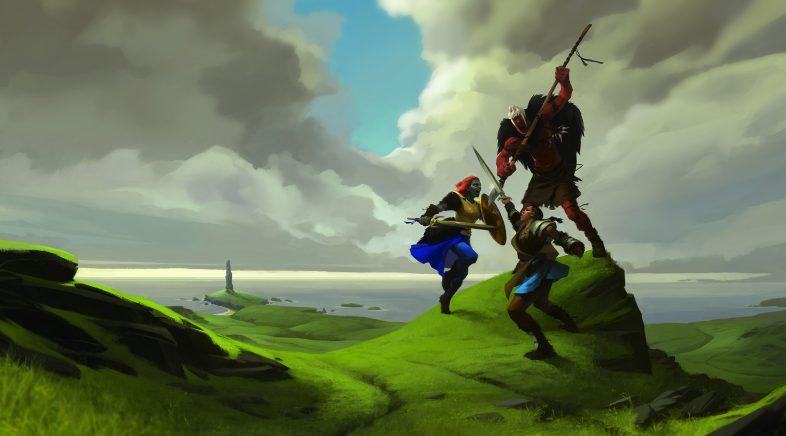 The Waylanders, o RPG galego, arranca a súa campaña de financiamento