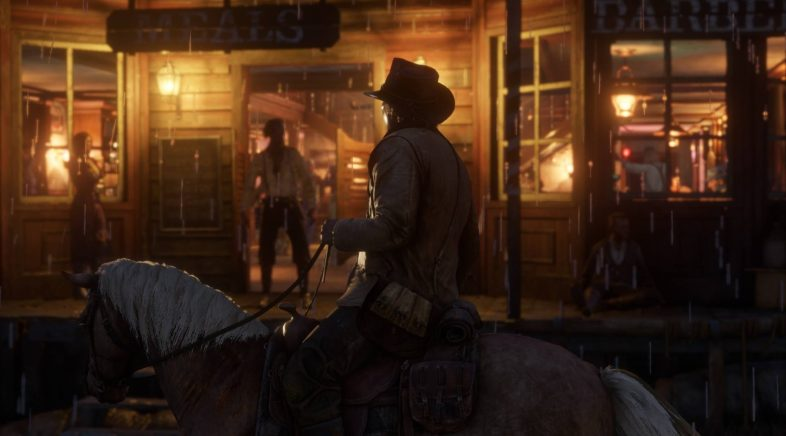Para cando Red Dead Online?