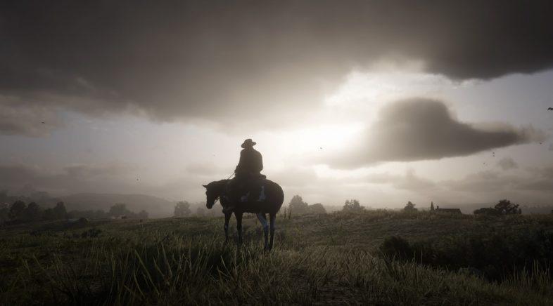 Red Dead Redemption 2. A beleza dun mundo salvaxe e real