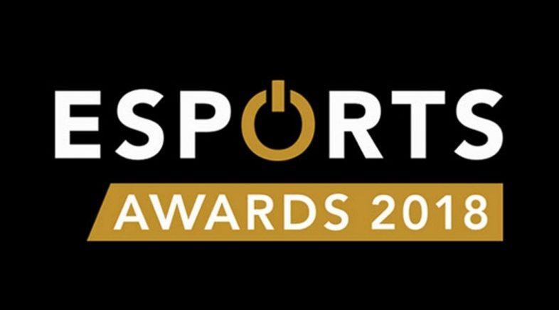 Os Esports Awards 2018 xa teñen donos