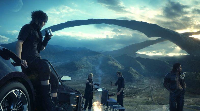 Malos tempos para a lírica de Final Fantasy XV
