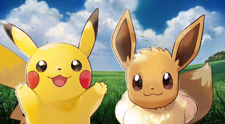 Pokemon Let's Go vende 3 millóns de unidades en tres días