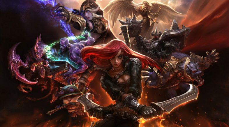 Os mundiais de League of Legends volverán a Europa no 2019