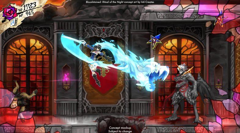 Canceladas las versiones para Mac y Linux de Bloodstained: Ritual of the Night