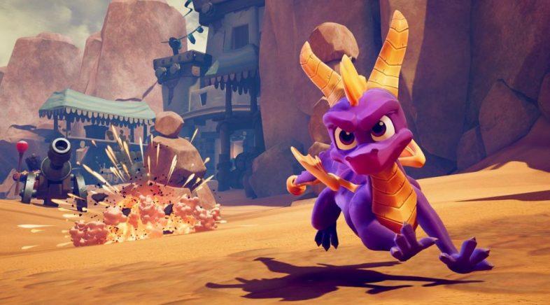 O remake de Spyro debuta mellor que os tres xogos orixinais xuntos