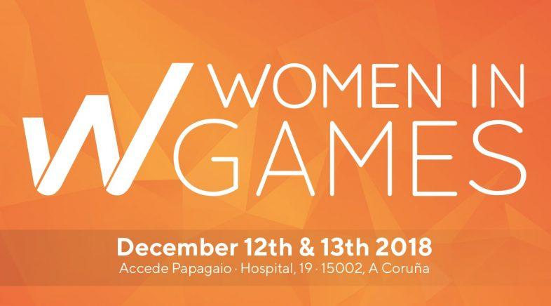 Women in Games celebrará dúas xornadas divulgativas na Coruña