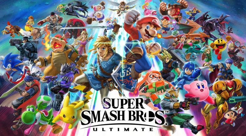 Un fan diseña su propio manual de Super Smash Bros. Ultimate