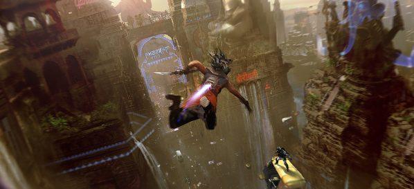 Novo gameplay de Beyond Good & Evil 2