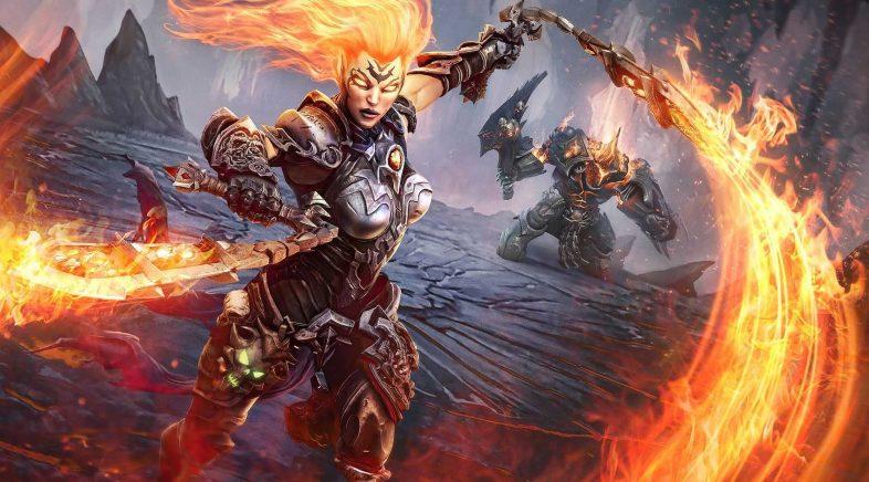 Darksiders III ofrece a posibilidade de optar por un combate máis similar ao orixinal