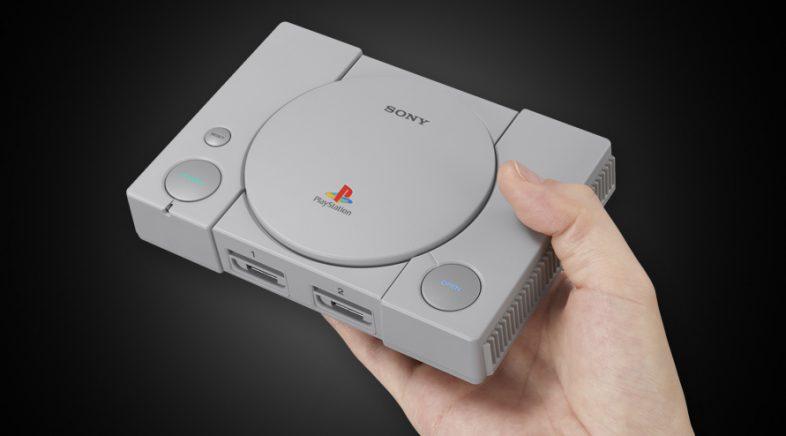 Sony rebaixa fortemente a súa PlayStation Classic