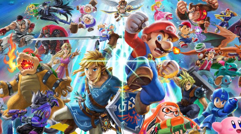 Super Smash Bros. Ultimate. Máis contido, maior diversión