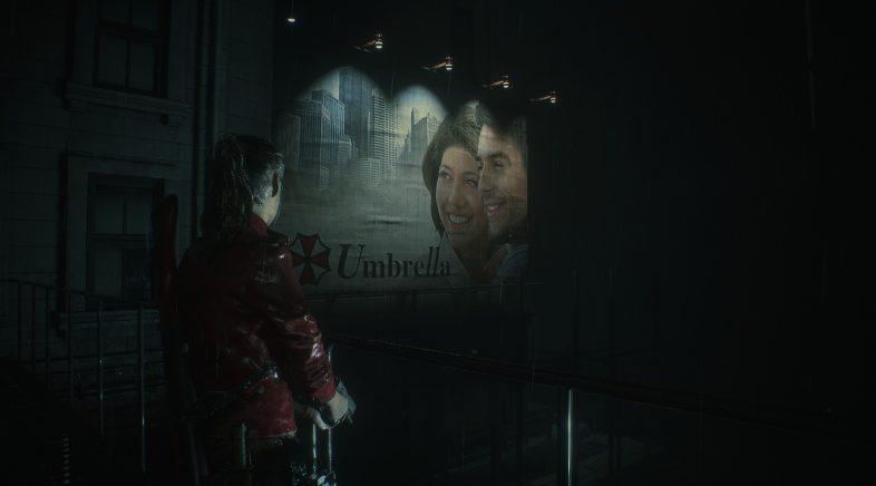 Capcom dá as costas a unha versión de Resident Evil 2 para Switch