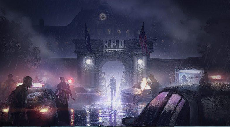 Resident  Evil 2. E ao vixésimo disparo… resucitou
