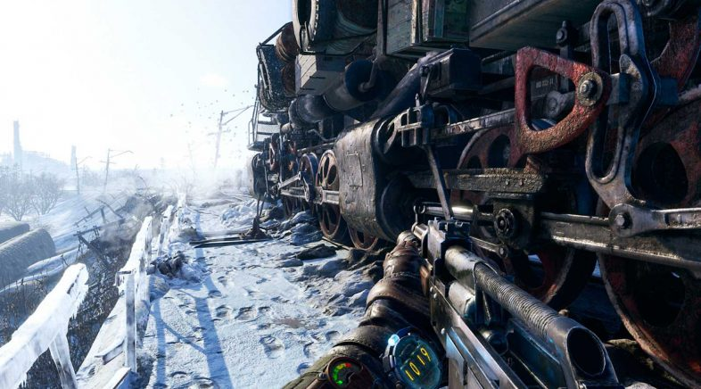 Metro Exodus será exclusivo da Epic Store en PC
