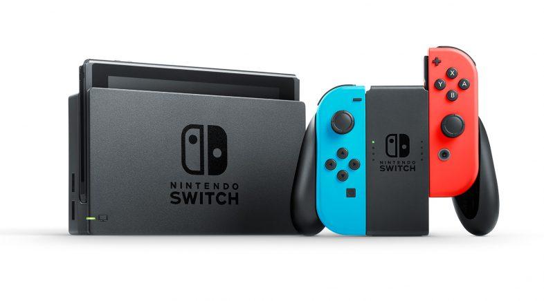 Nintendo Switch ya ha despachado más de 32.28 millones de unidades