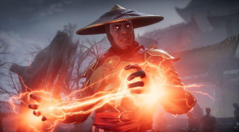 Mortal Kombat 11 amosa as súas cartas