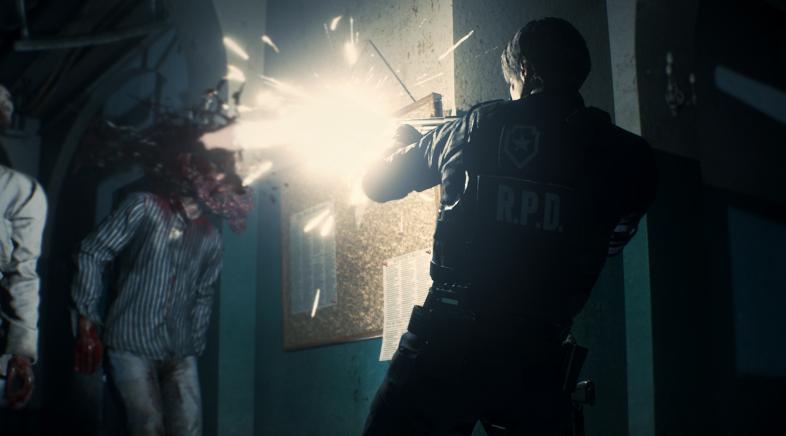 Resident Evil 2 quere convencer ao mundo cunha demo xogable
