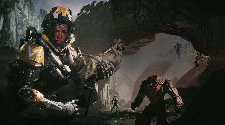 EA trata de solucionar os problemas da demo VIP de Anthem