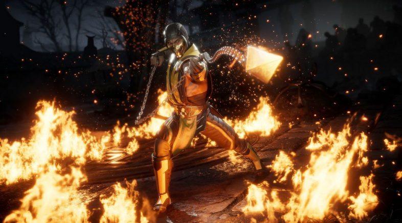 A beta pechada de Mortal Kombat 11 só estará dispoñible en Xbox One e PlayStation 4