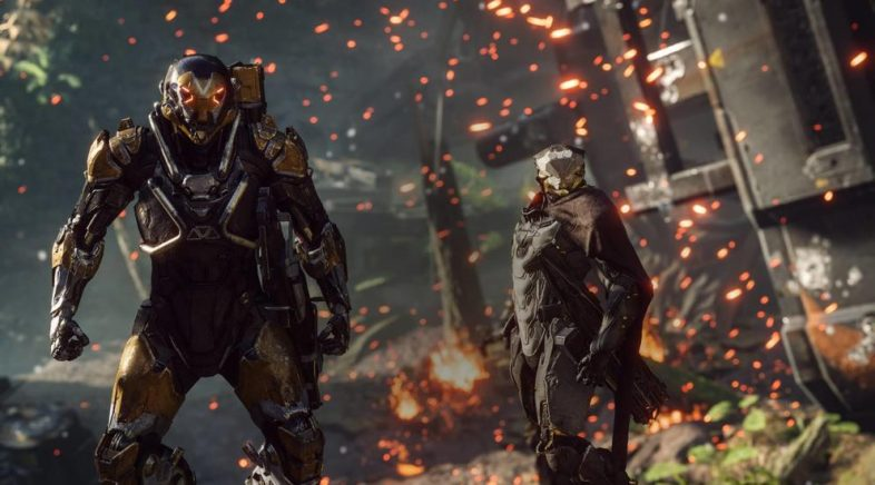 EA hace públicos los requisitos mínimos de Anthem para PC