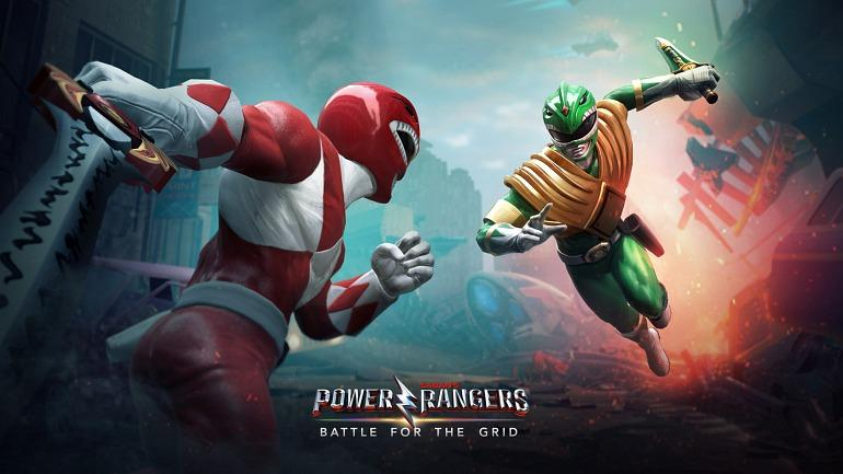 Power Rangers: Battle for the Grid revive aos heroes dos 90 nun vídeo