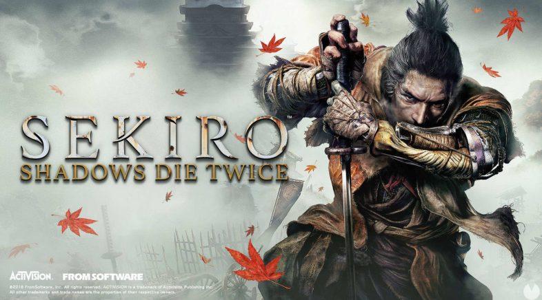 FromSoftware explica o sistema de progresión de Sekiro: Shadows Die Twice