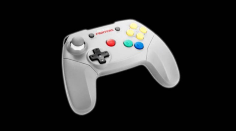 Un mando para Dreamcast adaptado ao século XXI