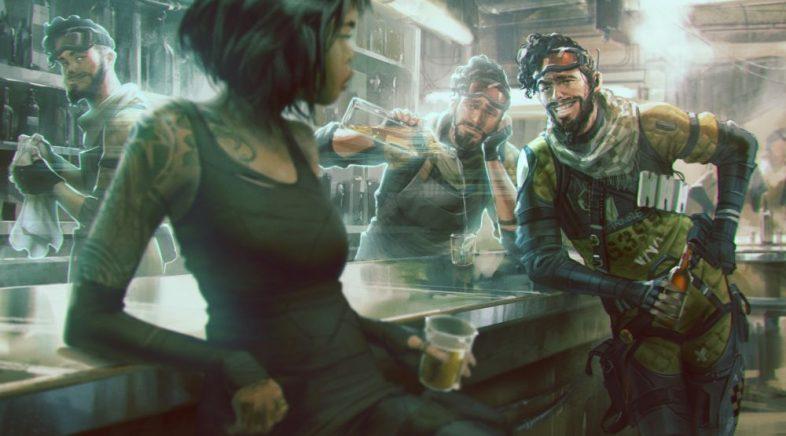 Apex  Legends, fóra de control: 25 millóns de xogadores nunha semana