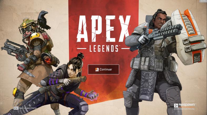 Impresións :: Chegou para quedar Apex Legends?